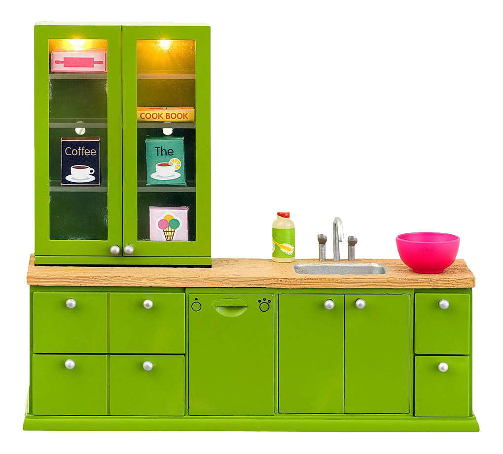 Смоланд Кухня с буфетом LB_60207700 для домиков