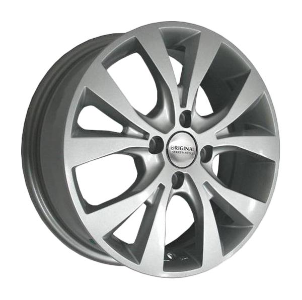 Колесные диски SKAD R15 6J PCD4x100 ET48 D54.1 2580008 Hyundai Solaris (KL-262)