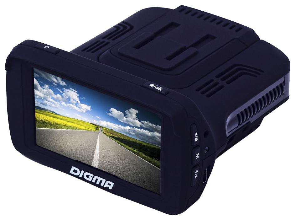 Видеорегистратор DIGMA Digma DCD 300 со встроенным