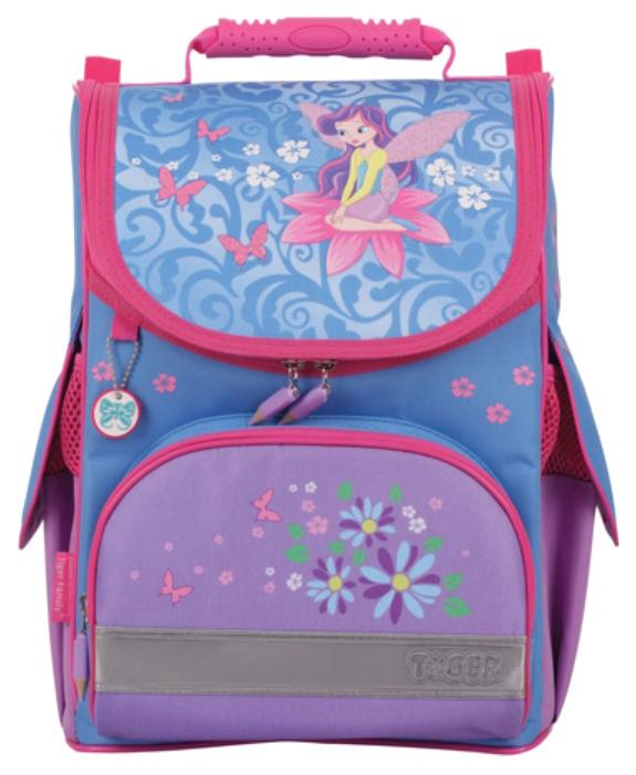 Купить Ранец жесткокаркасный Tiger Family Фея, Школьные рюкзаки для девочек