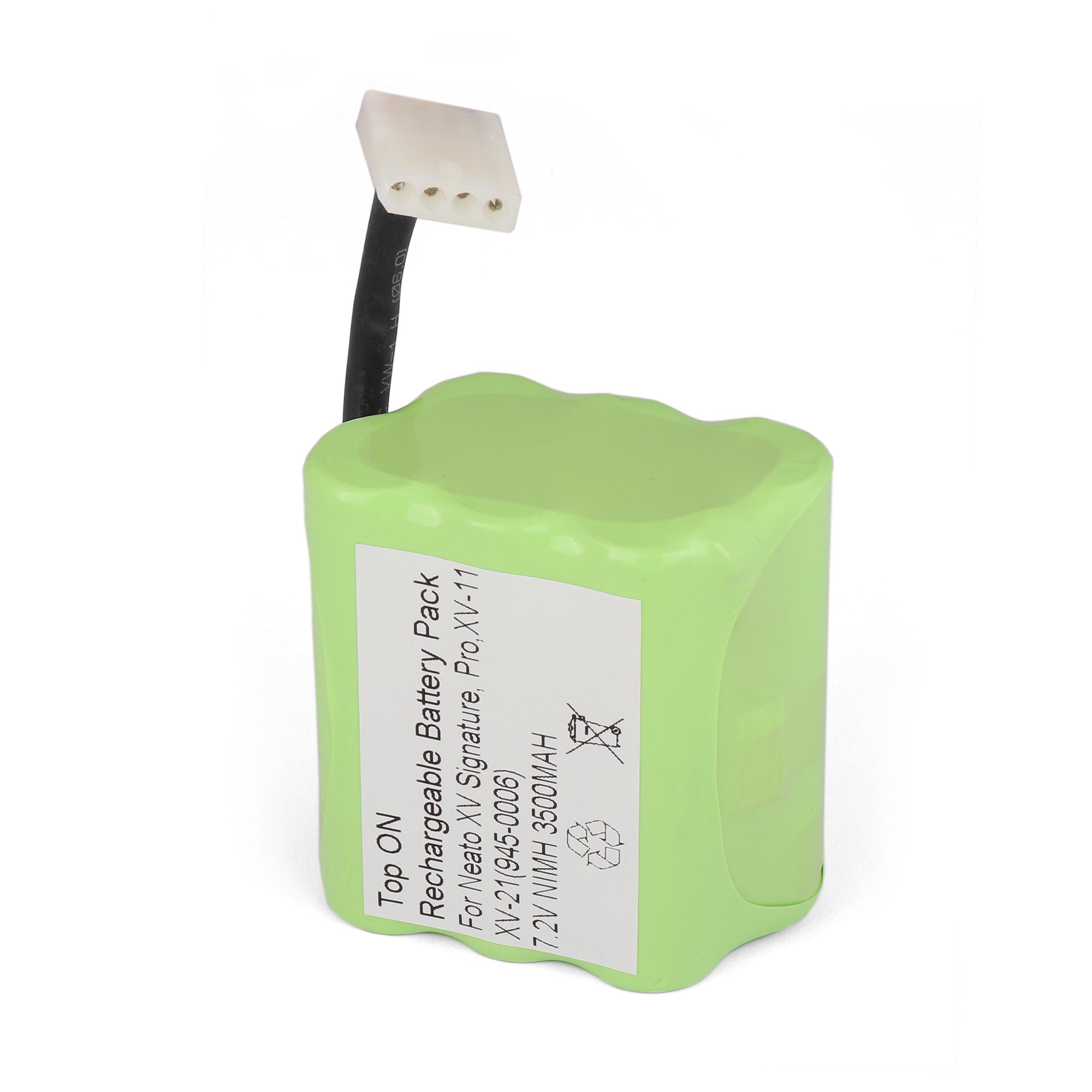 Аккумулятор, батарея для беспроводного робота-пылесоса Neato XV Signature, Pro, XV-11, XV-