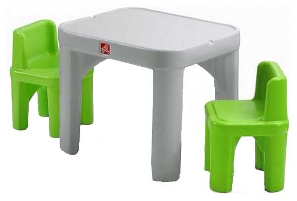 Столик с двумя стульями Step-2 854400