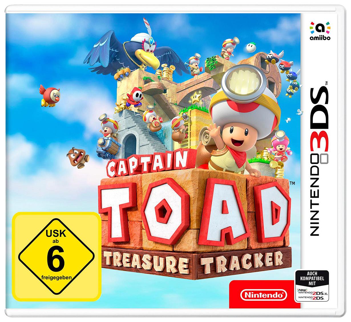 Игра Captain Toad: Treasure Tracker для Nintendo