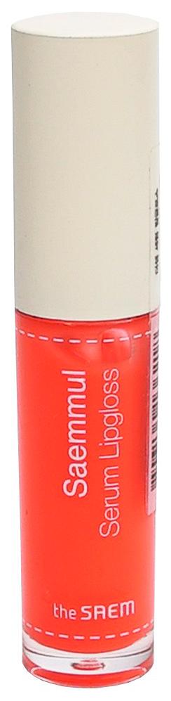 Купить Блеск для губ The Saem Saemmul Serum Lipgloss CR01 4, 5 гр