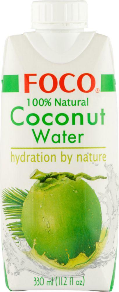 Вода кокосовая Foco 330 мл