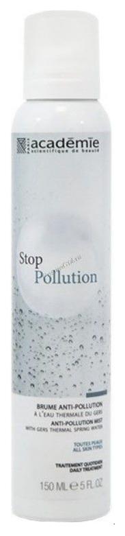 Купить Увлажняющая дымка Academie Brume Anti-Pollution Эко-защита для кожи и волос, 150 мл