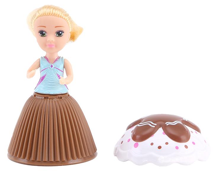 Кукла Emway Singapore Pte Ltd Mini Cupcake Surprise S2 1109, Классические куклы  - купить со скидкой