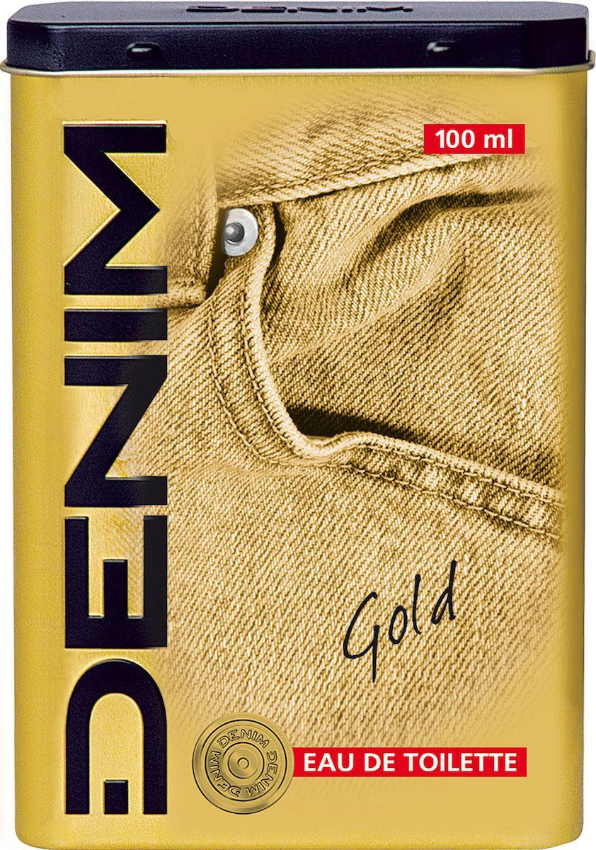 Туалетная вода Denim EAU DE TOILETTE Gold