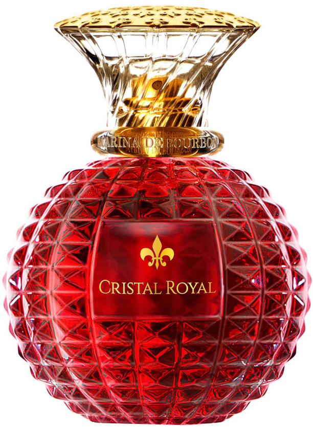 Парфюмерная вода Princesse Marina De Bourbon Paris Cristal Royal Passion 30 мл