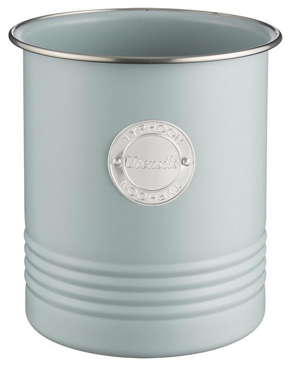 Емкость кухонная Living голубая 15х12,5 см