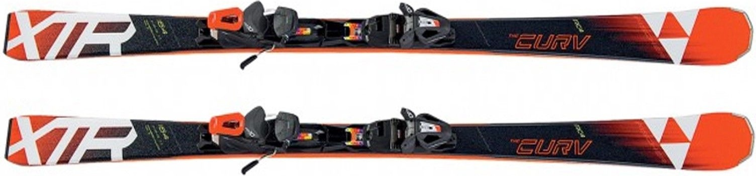 Горные лыжи Fischer RC4 The Curv