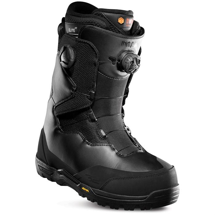 Ботинки для сноуборда ThirtyTwo Focus BOA 2020, black,