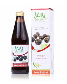 Сок ягод асаи Medicura 330 мл