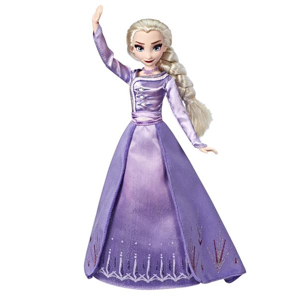 Купить Кукла Hasbro Disney Princess Холодное Сердце 2 Эльза Делюкс, Классические куклы