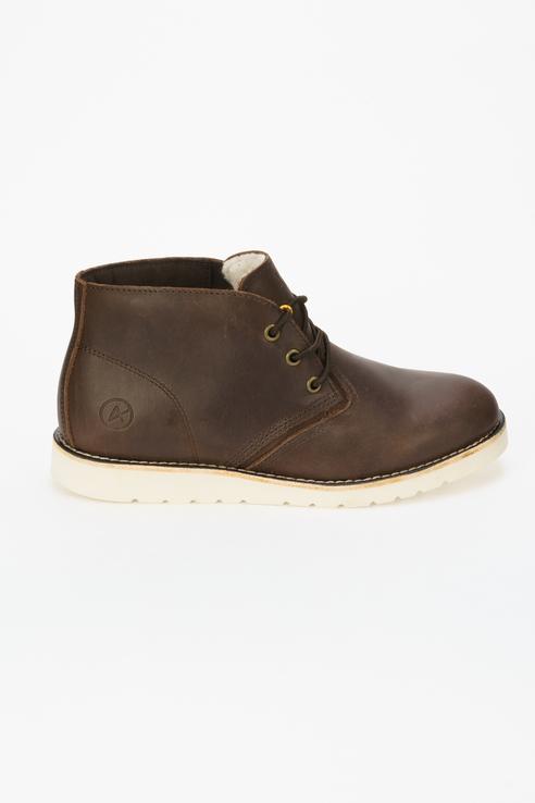Ботинки мужские Affex 118-SNP коричневые 42 RU