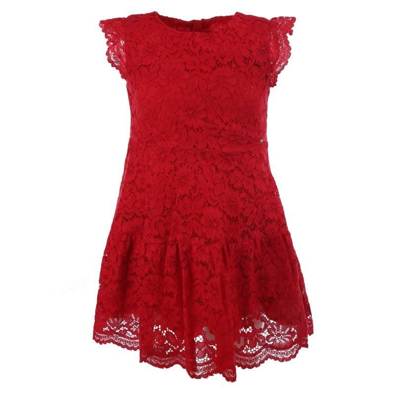 Купить Платье MAYORAL, цв. малиновый, 134 р-р, Детские платья и сарафаны