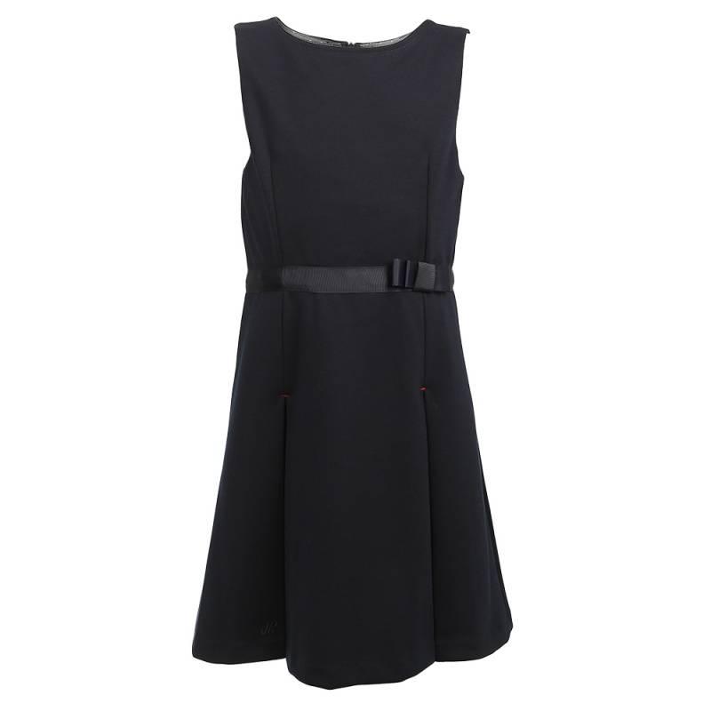 Купить Сарафан JUNIOR REPUBLIC, цв. темно-синий, 128 р-р, Детские платья и сарафаны