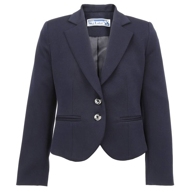 Купить ШФ-948, Жакет SkyLake, цв. темно-синий, 140 р-р, Детские пиджаки и жакеты