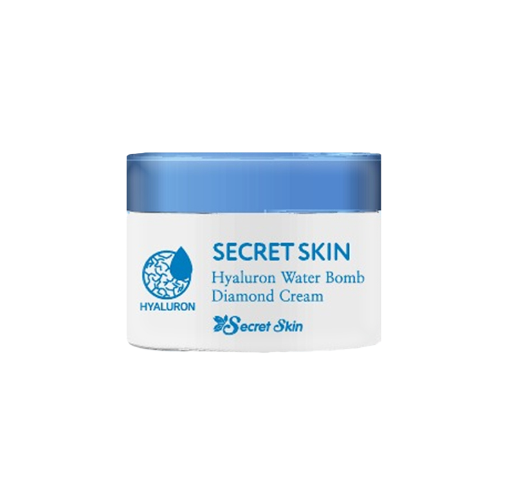 Крем для лица Secret Skin Hyaluronic bomb