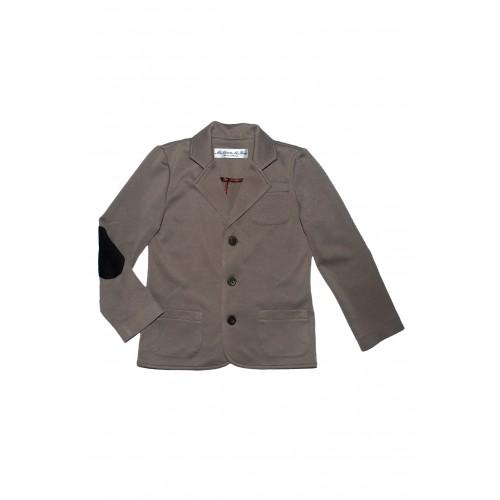Пиджак для мальчика Bon&Bon 569.1 коричневый Р:116