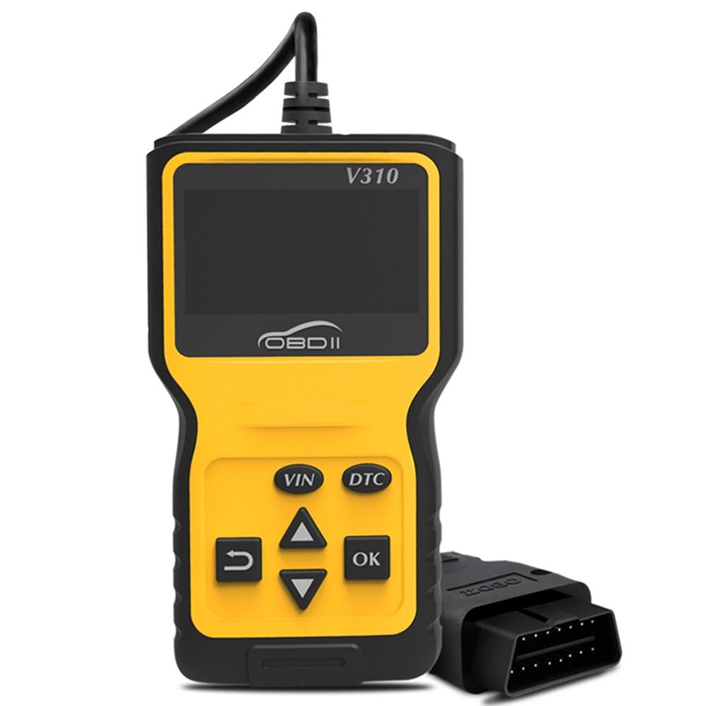 Автомобильный сканер OBD2 V310