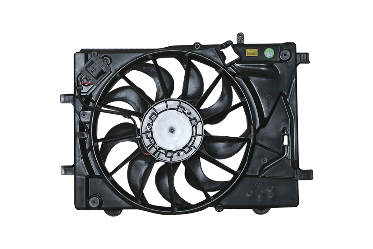 Вентилятор, охлаждение двигателя SWAG 30947310