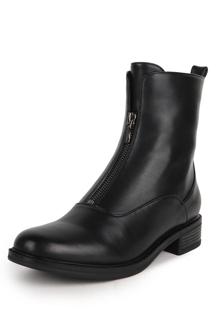 Ботинки женские T.Taccardi 710018461 черные 36 RU