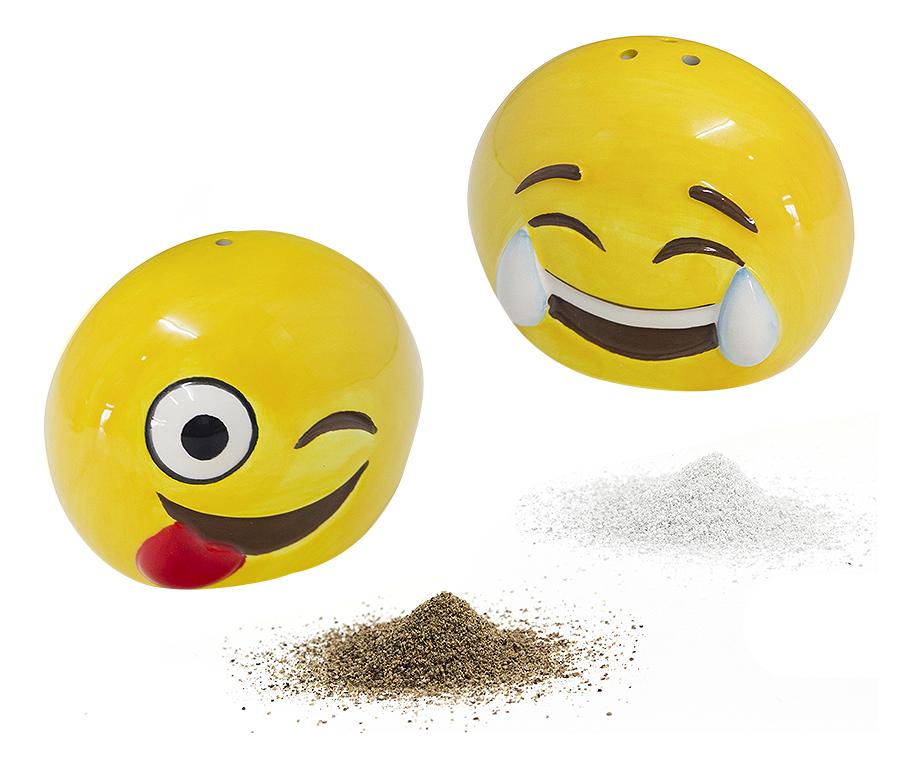 Набор для специй Balvi Emoji 26753