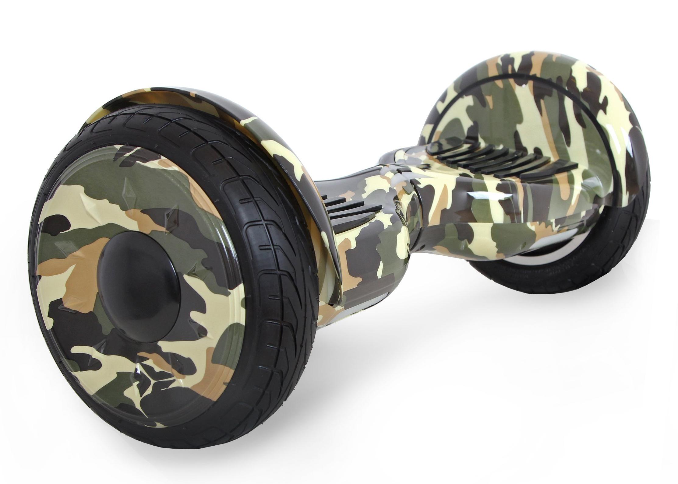 Гироскутер Hoverbot C-2 Light Camouflage
