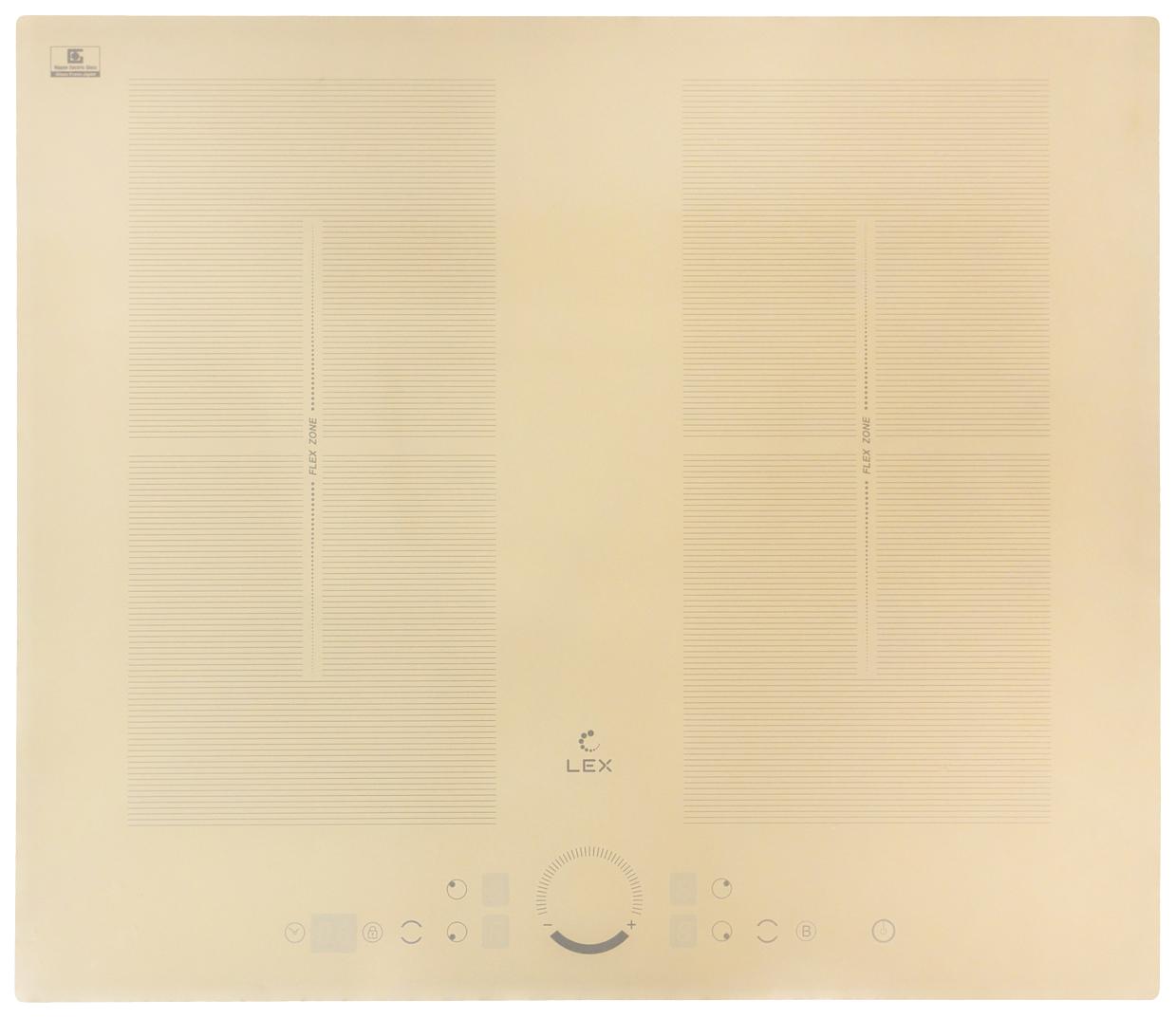 Встраиваемая варочная панель индукционная LEX EVI
