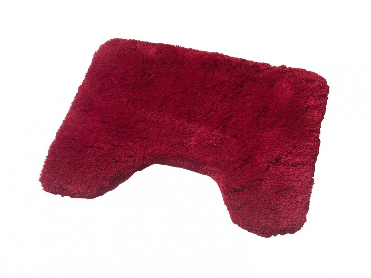 Коврик для ванной комнаты Istanbul красный 50*50