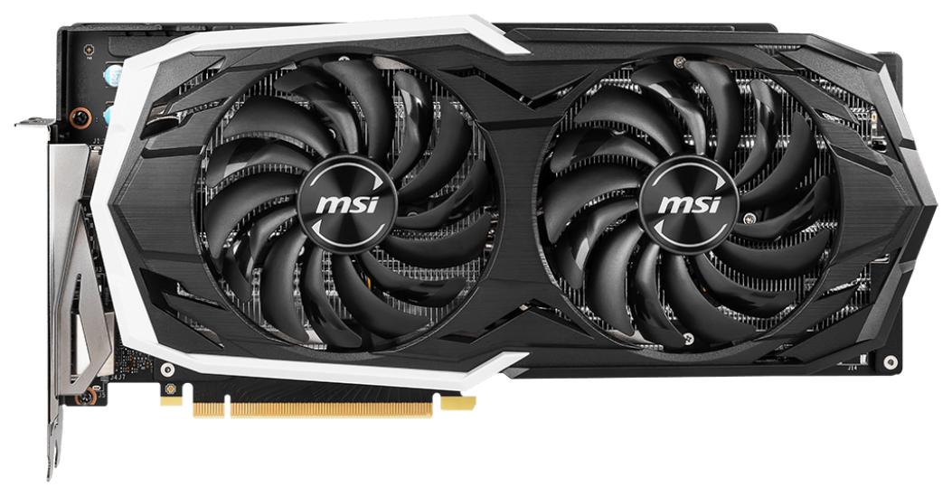Видеокарта MSI Armor GeForce RTX 2070 (RTX 2070 ARMOR 8G OC) фото