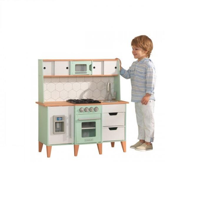 Купить Игрушечные кухни, Игровая деревянная кухня KidKraft, Детская кухня