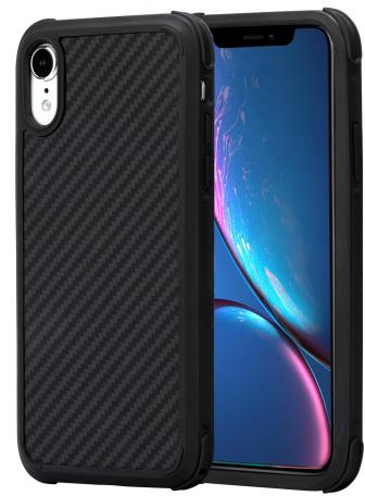 Чехол Pitaka MagCase Pro (KI9001XRP) для iPhone XR Black/Grey
