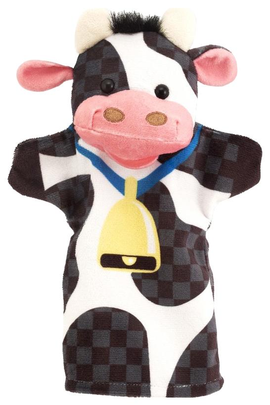 Купить Плюшевые куклы на руку Ферма Melissa & Doug 9080,