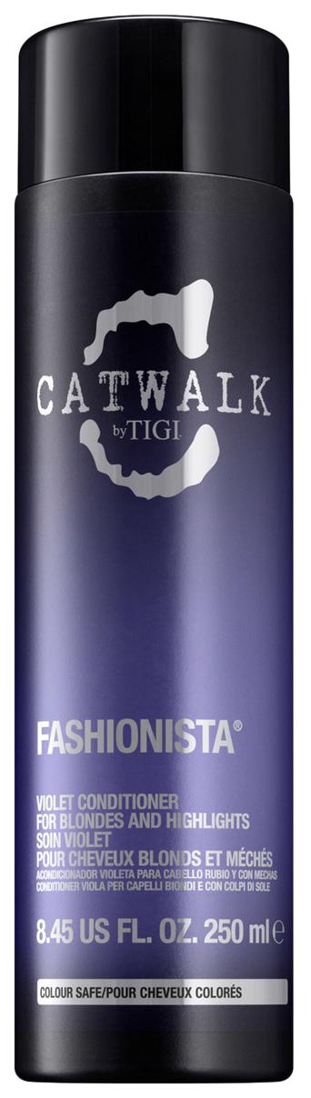 Купить Кондиционер для волос Tigi Catwalk Fashionista Violet Conditioner 250 мл