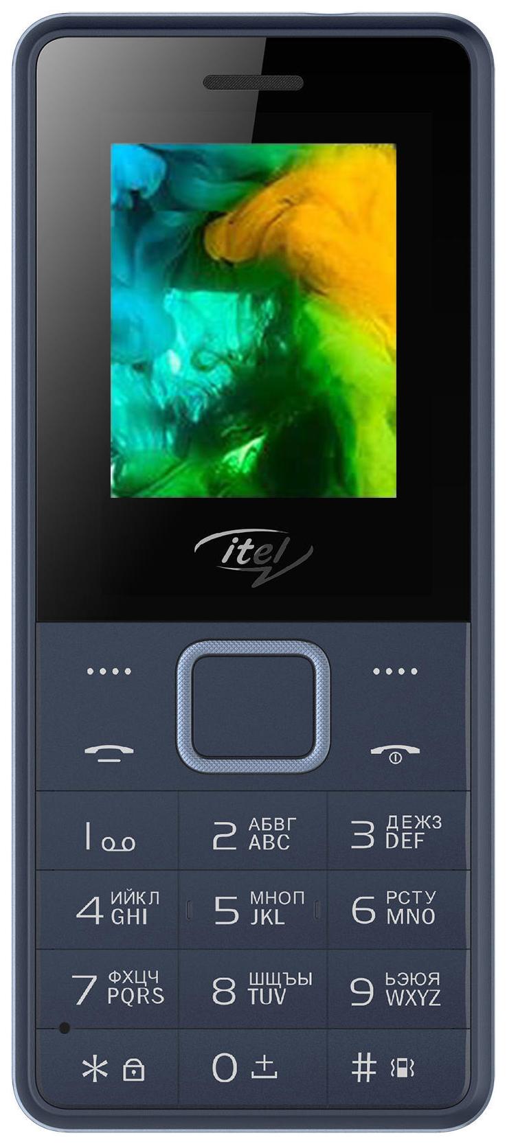 Мобильный телефон Itel IT2160 Dark Blue фото