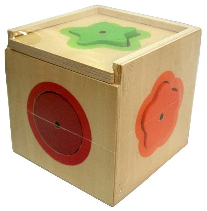 Сортер Дрофа-Медиа Логический куб