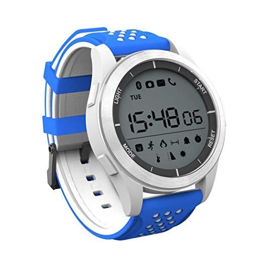 Фитнес-браслет ZDK F3 White/Blue