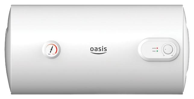 Водонагреватель накопительный Oasis Standart H 80L white