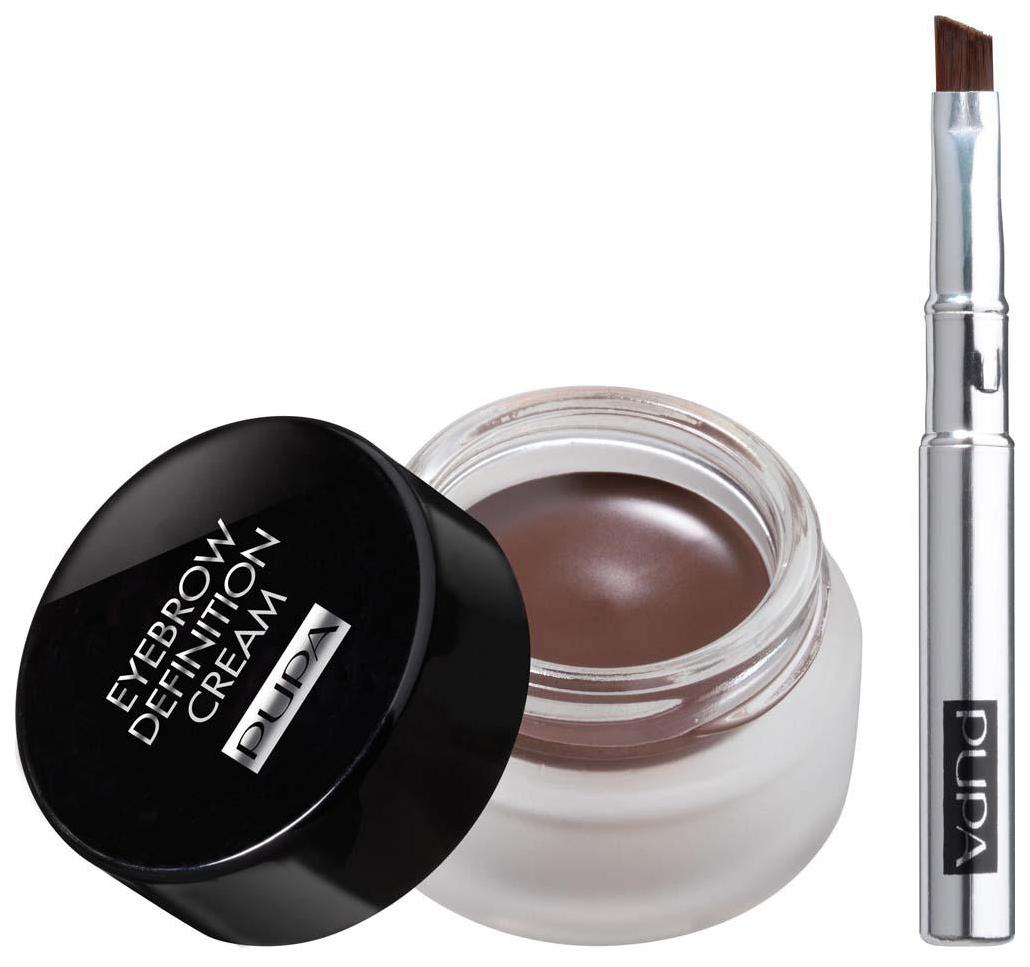 Крем для бровей PUPA Eyebrow Definition Cream №004 Dark Chocolate 2,5 г