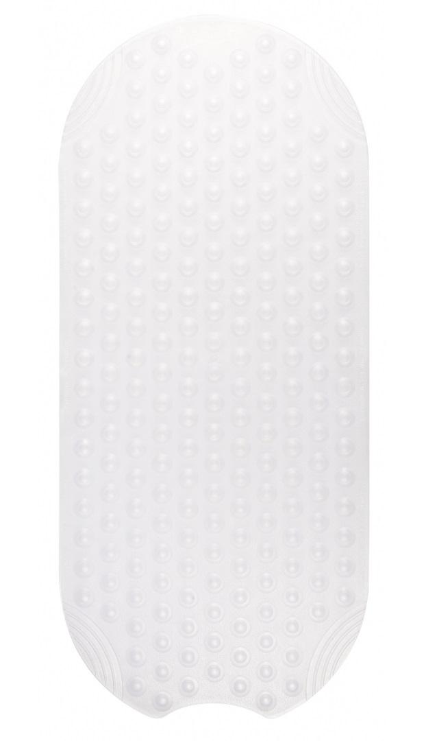Коврик противоскользящий Tecno Ice белый 38*89
