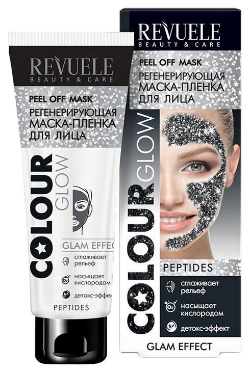 Маска для лица Revuele Color Glow Регенерирующая 80 мл