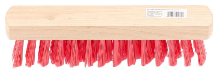 Щетка для обуви деревянная 200 мм