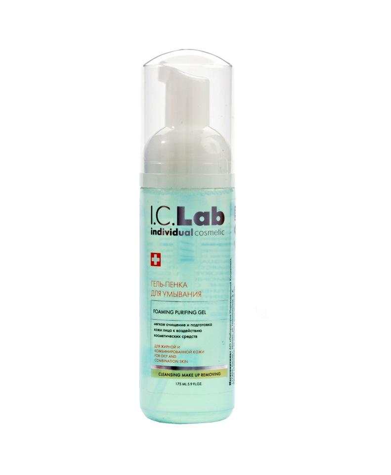 Гель-пенка для умывания I.C.Lab Individual cosmetic
