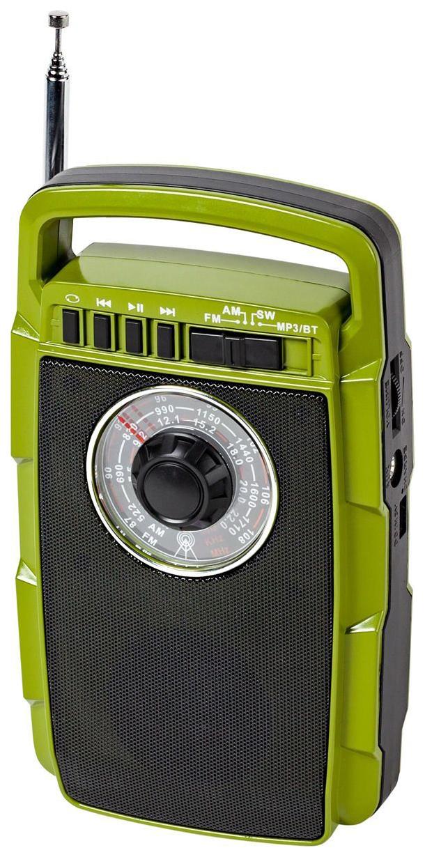 Радиоприемник MAX МR-322 Зеленый