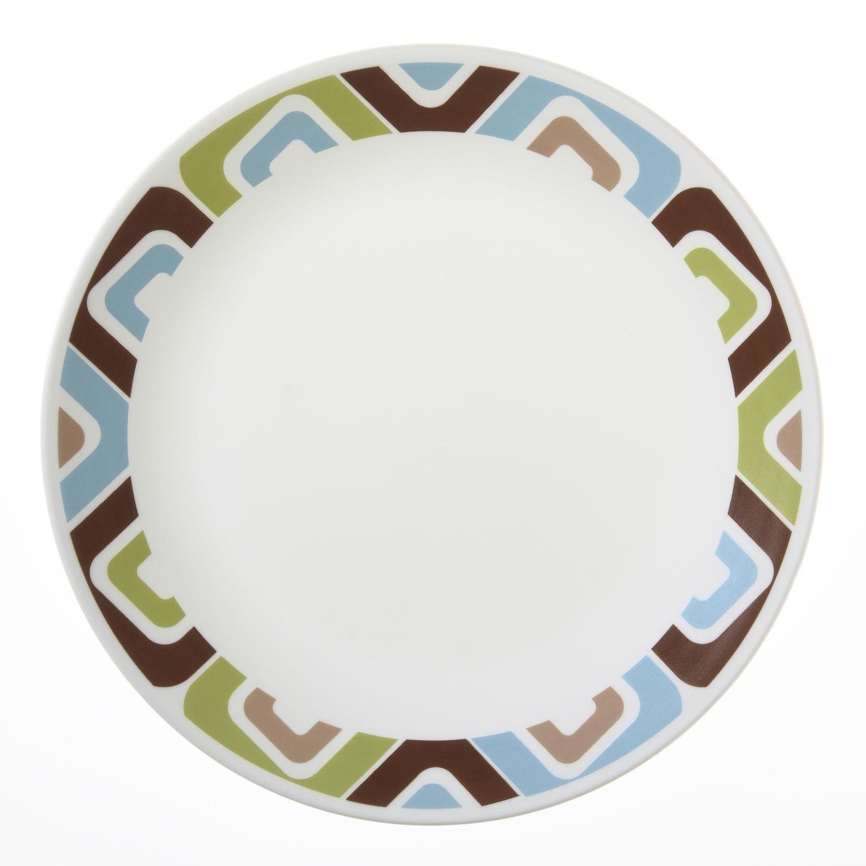 Corelle Тарелка обеденная 26 см Squared фото