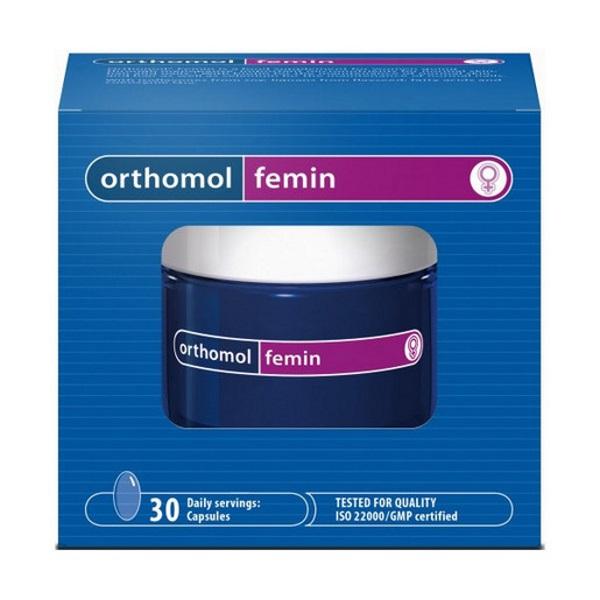 Купить Фемин Orthomol 60 капсул