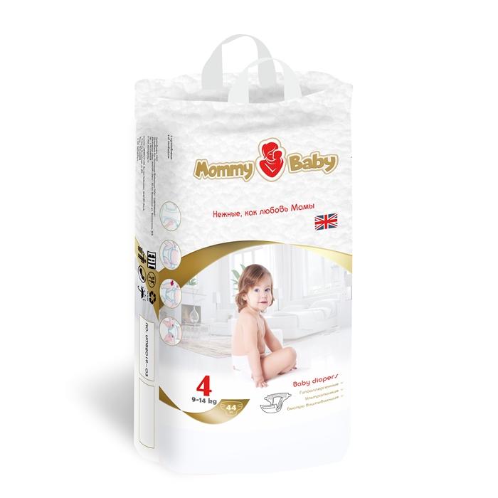 Подгузники детские одноразовые Mommy Baby (размер