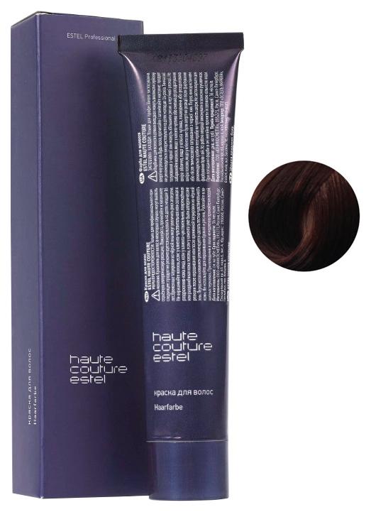 Краска для волос Estel Professional Haute Couture 6/4 Темно-русый медный 60 мл
